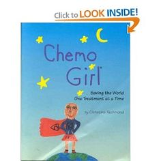 Chemo Girl: Saving the World One Treatment at a Time