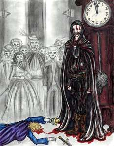Masque of the Red Death by Edgar Allan Poe | Classic Horror ...