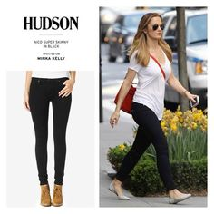 Minka Kelly in Hudson
