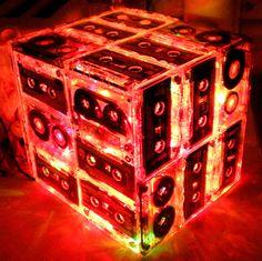 cassette - tape light