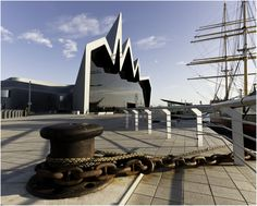 Riverside Museum (2007–2011) development of Glasgow Transport Museum, Scotland