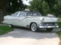 1956 Ford Crown Victoria Skyliner Glasstop