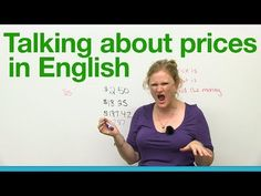 How to talk about prices in English – Basic Vocabulary · -         Repinned by Chesapeake College Adult Ed. We offer free classes on the Eastern Shore of MD to help you earn your GED - H.S. Diploma or Learn English (ESL) .   For GED classes contact Danielle Thomas 410-829-6043 dthomas@chesapeke.edu  For ESL classes contact Karen Luceti - 410-443-1163  Kluceti@chesapeake.edu .  www.chesapeake.edu
