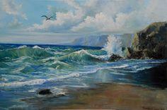 Seascape by Al4Alive.deviantart.com on @deviantART