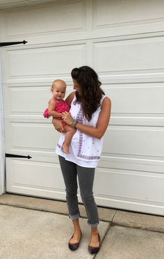 582ce5483c5ff Real Mom Style  J.Jill Mommy   Me. Mom OutfitsMom StyleMy FamilyFlip FlopsPersonal  ...
