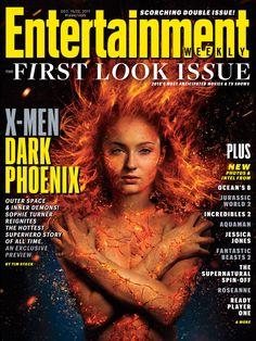 Here's your exclusive first look at '#XMen: #DarkPhoenix'