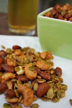 What do you think of this spicy chipotle snack mix? Comment below. @ http://www.facebook.com/movacado