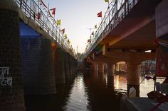 The shipra river bridges . . #travel #kumbhmela #simhastha #sinhasth #spritualindia #madhyapradesh #ujjain #ujjaindiaries #exploringindia #incredibleindia #streetsofindia #indiaphotosociety #indianshutterbugs #indiaphotoproject #_soi #everydayeverywhere #incrediblekumbh #ramghat #myshortstories #nikonphotography #shotonpurpose #shotonmoment #d5200 #nikon #natgeocreative #natgeotravel #helloujjain #river #shipra #bridge