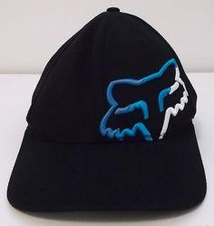 e018534020e FOX RACING Hat Cap FLEXFIT S M Excellent Fox Racing