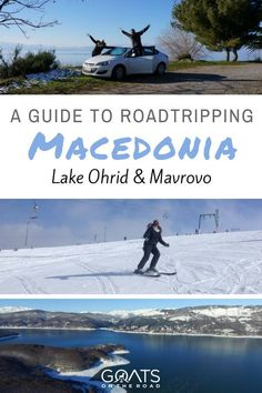 Planning a European road trip? here's why you need to include Macedonia on your Europe travel itinerary, including the best things to do at Lake Ohrid & Movrovo. Let us know in a comment if you found our Macedonia travel guide useful European Road Trip, Road Trip Europe, Backpacking Europe, Europe Travel Tips, European Travel, Travel Destinations, Travel Blog, Travel Advice, Travel Guides