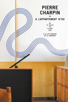 The Milanese. » Pierre Charpin Appt. N°50, Cité Radieuse, Unité d'habitation Le Corbusier, 2014.