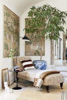 Surviving Winter with Chinoiserie