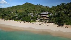 The Surin Phuket: luxury beach resort and design hotel at Pansea Bay