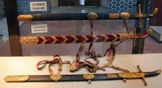 The glorious  swords  of the Prophet