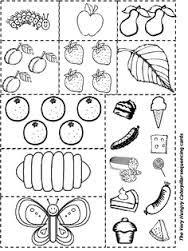 the very hungry caterpillar activities - Cerca con Google