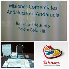 Bienvenido verano!  Y Tu historia sigue con las acciones promocionales de cara al verano #AlcalálaReal, #Antequera, #Écija, #Lucena y #PuenteGenil  Acciones al consumidor en #Huelva y #MisionesComercialesAndalucía en #PuntaUmbria @andalucianetwork @viveandalucia