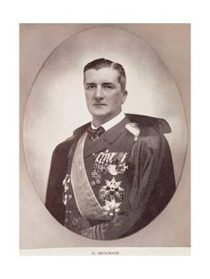 size: Giclee Print: Portrait of Miklos Horthy De Nagybanya : World War I, Gradient Color, Hungary, Printing Process, Find Art, Framed Artwork, Giclee Print, History, Portrait