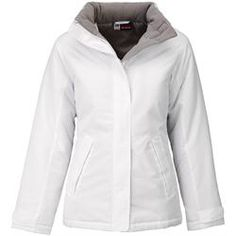 Branded US Basic Hastings Parka - Ladies' Corporate Outfits, Parka, Winter Jackets, Logo, Clothing, Fashion, Winter Coats, Outfits, Moda