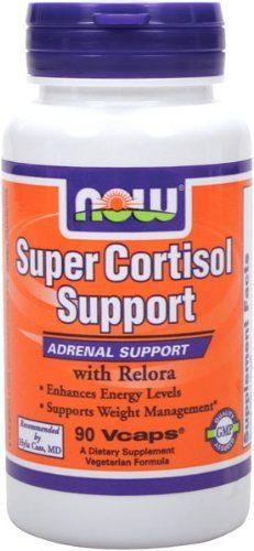 how to raise cortisol by food