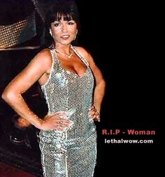 Nancy Benoit- Profile: WCW & ECW Manager and Valet