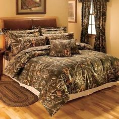 1000 Images About Bedroom Decor On Pinterest Master Bedrooms Mossy Oak An