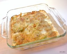 For the Picky Eaters: Brussels Sprout Gratin