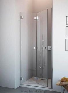 Carena DWB Radaway drzwi wnękowe 693-705x1950 chrom szkło przejrzyste lewe - 34582-01-01NL  http://www.hansloren.pl/Kabiny-prysznicowe/Drzwi-szklane-do-wneki/RADAWAY
