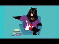 Goodnight Already! by Jory John & Benji Davies | Official Book Trailer - YouTube