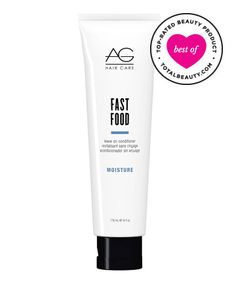 Best Leave-in Conditioner No. 4: AG Hair Cosmetics Fast Food Leave On Condition, $20