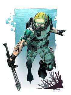 WetSuit colors GI JOE-A-Day by RobertAtkins on deviantART