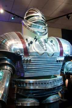 Robot K1 by The Doctor Who Site, via Flickr