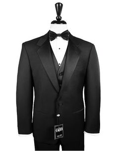 For those of you who need to rent a suit for a single event, we rent those as well.