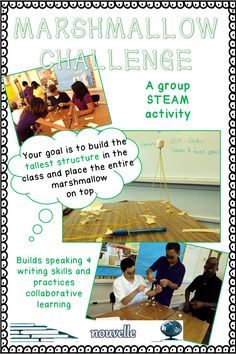 #FreebiesLoveFeedback -- Want a great group activity for back-to-school, ELA, or ESL? This STEAM challenge will get your kids collaborating, speaking, and writing.