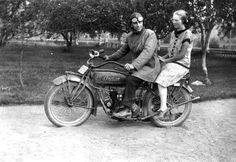 Indian Motorcycle 1920s