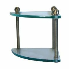 18 Glass Shelf by Allied Precision Industries. $82.76. 1/4 Glass. Projection: 5. 18 Inch x 5 Inch Single Glass Shelf. Available in several finishes. Allied Brass 18Inch X 5Inch Single Glass Shelf In Antique Brass The finish of the main image shown may not match listing, please view the second image to view color finishes. Dimensions:18 Inch x 5Some assembly may be required. Please see product details.