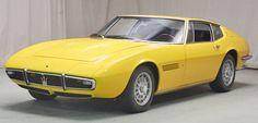 1968 Maserati Ghibli: