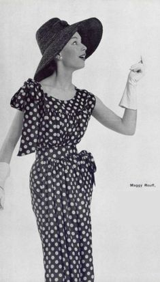 1957 Maggy Rouff