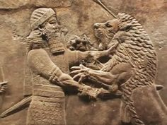 Assyrian History, Art, and palaces