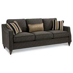 La-Z-Boy Delaney Sofa, color Graystone.  Love the color.