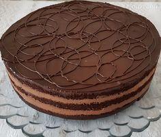 Zamatová čokoládová torta (fotorecept) - recept | Varecha.sk Tiramisu, Deserts, Cake, Ethnic Recipes, Food, Basket, Kuchen, Essen, Postres