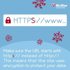When it comes to online shopping, it's important to make sure that your personal information stays safe. Verify the site uses encryption to protect your data.