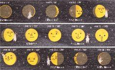 moon lunar eclipse mt Washi Masking Tape deco tape mt Washi Tapes http://www.amazon.com/dp/B00P230OII/ref=cm_sw_r_pi_dp_e.HHwb1FJDZZS