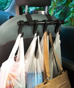 I used to have these in my van cargo area.  They were so awesome for hanging grocery sacks.  I need some more!