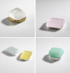 宝石箱(faceted boxes (flat))