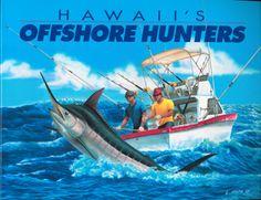 Hawaii Fishing News Books