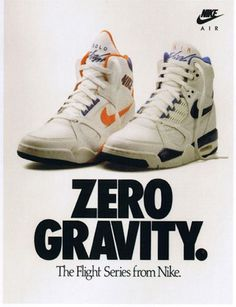 0b6ada04c61d5c Nike  Flight Series Market Segment  Basketball Players This ad is effective  as it implies that your jumping skills will be as if their is zero gravity  when ...