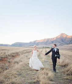 South African Wedding by Rensche Mari