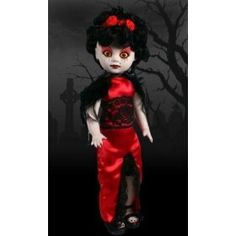 Amazon.com: Living Dead Dolls Series 5 Jezebel: Toys & Games