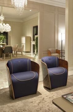 Bentley Home Collection - Rugby Armchair 1