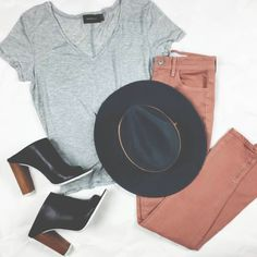 be97b05fa977ec grey + peach minus the hat